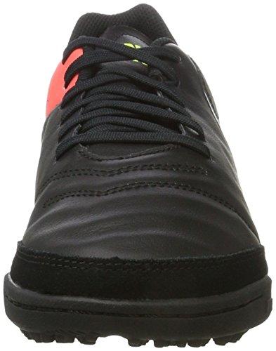Nike 819216-018, Chaussures de Football en Salle Homme Noir (Black/white/hyper Orange/volt)