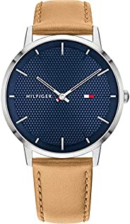 Tommy Hilfiger Mens Analogue Quartz Watch James With Stainless steel Bracelet