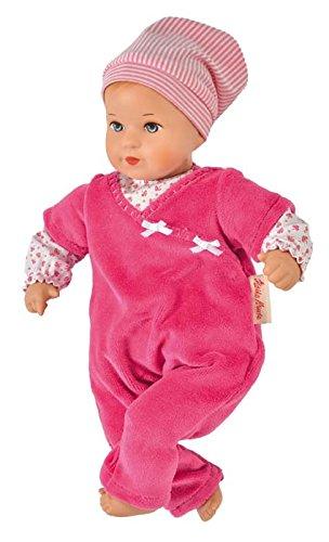 Käthe Kruse Baby-Puppe Mini Bambina Lisa mit weichem Körper Pink
