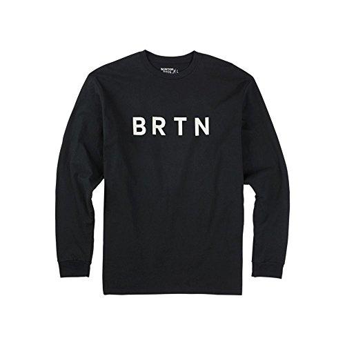 burton-brtn-t-shirt-a-manches-longues-m-noir