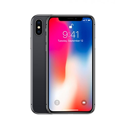 Apple iPhone X 64GB Space Grey (...