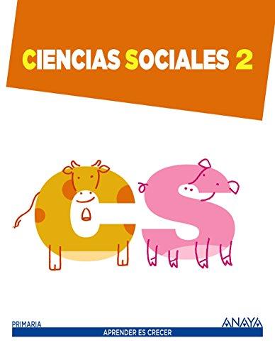 Ciencias Sociales 2. (Aprender es crecer) - 9788467884425