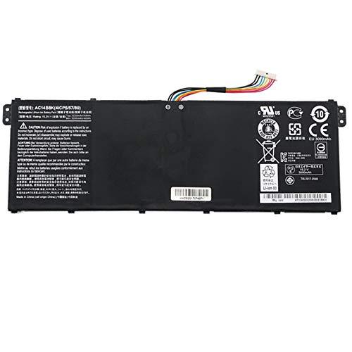 GreatCell AC14B8K 15.2V 48Wh Ersatz Laptop Akku Batterie für Acer Aspire E3-111 ES1-511 V3-111 V3-371 V5-132 E5-771G Chromebook 11 CB3-111 13 CB5-311 15 CB3-531 TravelMate B115-M Series