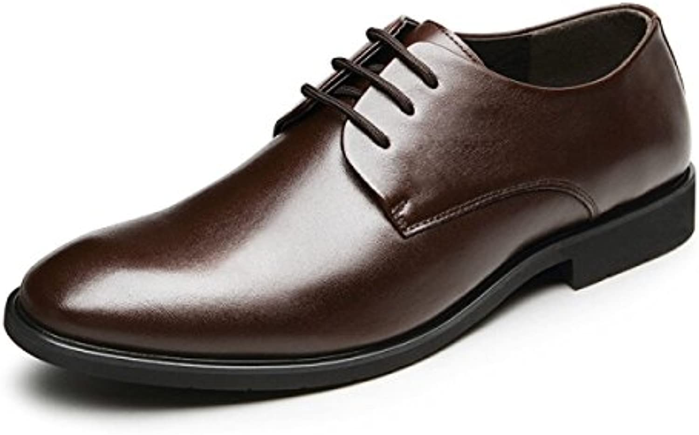 Herbst und Winter Mode Leder Wanderschuhe Männer Casual weisshen Rindsleder Schuhe atmungsaktiv AntiRutsch und