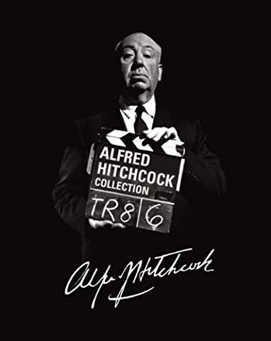 Alfred Hitchcock Collection (Limited Edition) [15 DVDs] (Taylor Sammlung)