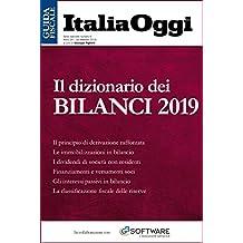 Il dizionario dei bilanci 2019: Tutte le voci di bilancio dalla A alla Z