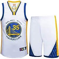 AFDLT NBA Durant No. 35 Jersey Ropa De Baloncesto Masculino Camiseta Traje Entrenamiento Deportivo Partido