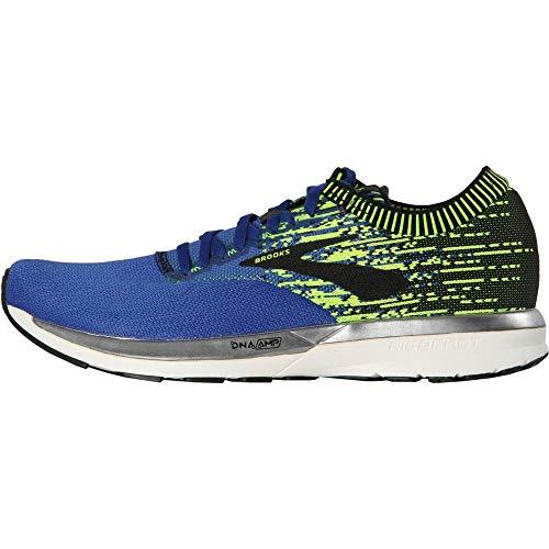 Brooks Ricochet, Zapatillas de Running por Hombre, Azul (Greystone/Grey/Navy 429), 45.5 EU
