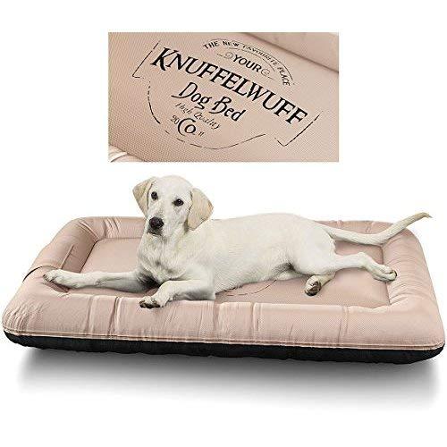 Deayi Cama para Perros Pet Knuffelwuff