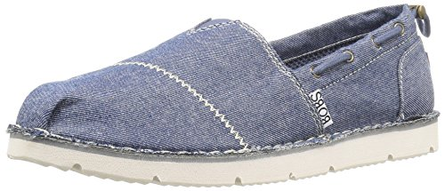 bobs-from-skechers-womens-chill-flex-new-groove-flat-navy-groove-7-m-us