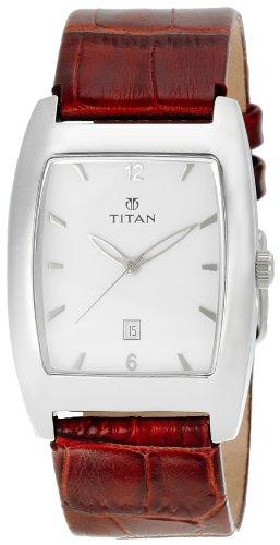 41R4h77kreL - Titan NE9171SL01J Classique Mens watch