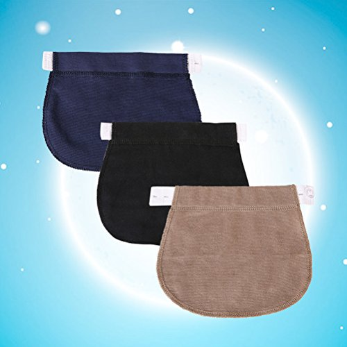 068eca962 Healifty Extensor de Cintura para Pantalones para Mujeres ...