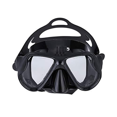 Shanyaid Flexible et léger Masque de Masque de plongée avec Masque pour Masque de plongée avec Support de Fixation pour GoPro Hero 4 3+ 3 2 1 SJCAM SJ4000 SJ5000