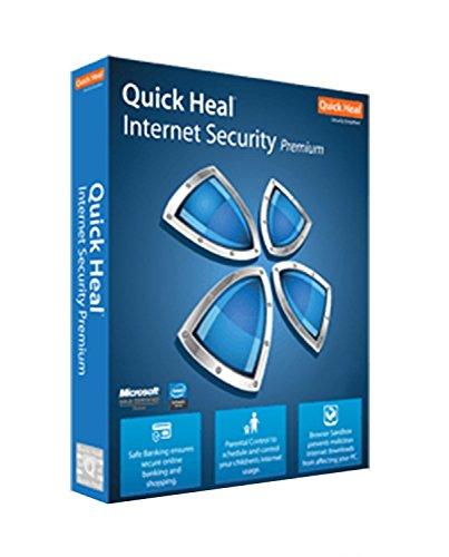 Quick Heal Premium Quality Internet Security Premium - 1 Users, 1 Years