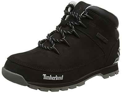 Timberland Euro Hiker Fabric BLACK IRIS, MAN, Size: 41.5 EU (8 US / 7.5 UK)