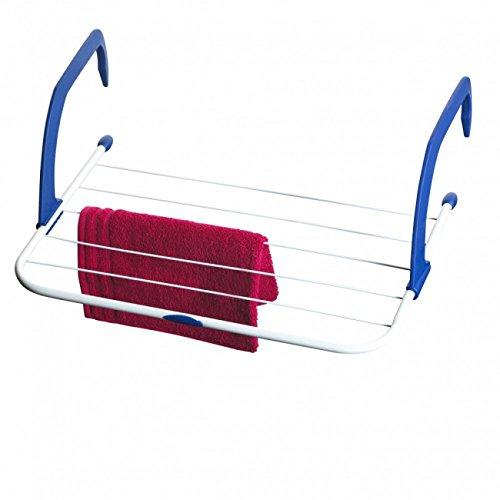 Heizkörper-Wäschetrockner 3 Meter verstellbar