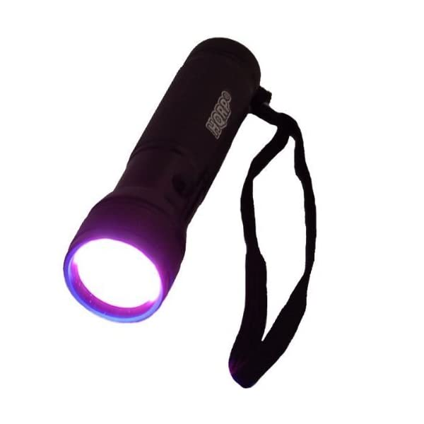 Professionnelle Du 12 365 Torche FlashlightMètre Soleil Lampe De Blacklight Nm Hqrp Violet Ultra Led Uv 67vIYygbf