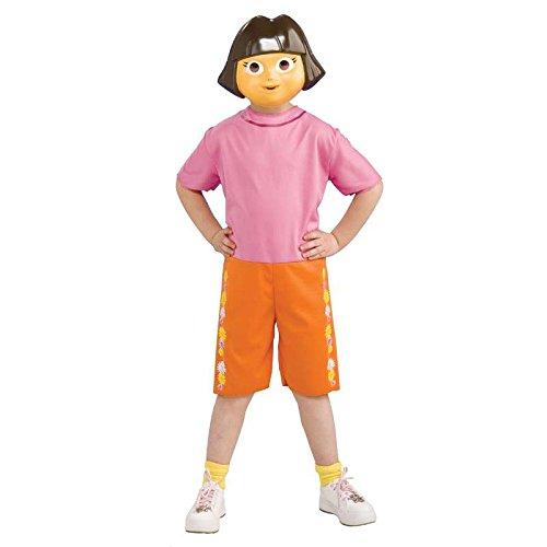 Kostüm Lizenz Dora die Entdeckerin Größe 4/,