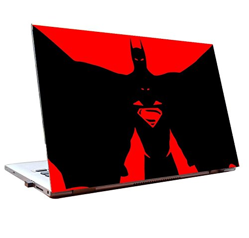 Tamatina Laptop skins 17.5 inch - Batman vs Superman - character - Animated - HD Quality - Dell-Lenovo-HP-Acer  available at amazon for Rs.168