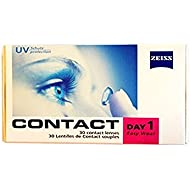 Contact Day 1 Easy Wear Tageslinsen weich, 30 Stück / BC 8.60 mm / DIA 14.20 mm / -3.25 Dioptrien