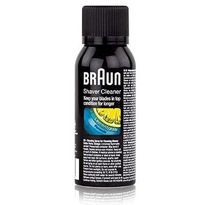 Braun Reinigungsspray für elektrische