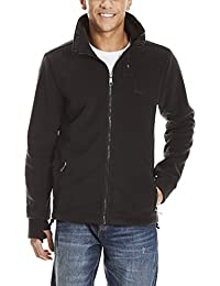 Bench Herren Sweatjacke Her. Fleece Funnel