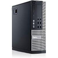 Dell Optiplex 7010 SFF Office PC i7 16GB RAM 240GB SSD Intel HD Win 10 Pro (Renewed)