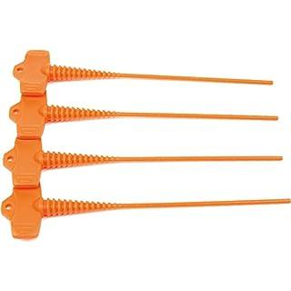 Haromac Verschluss-Stopfen-Set, 4-teilig, für Kartuschen, 4021099SB
