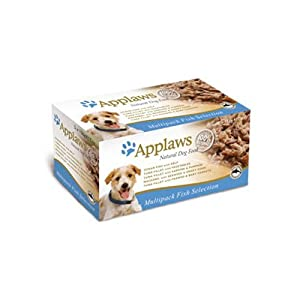 Applaws Dog Food Multi Pack Fish Selection 20 x 156g 3120g from Applaws