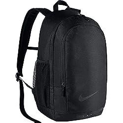 Nike Academy Soccer Backpack 51x30,5x20,5 cm black ca.32L, Farben:Schwarz