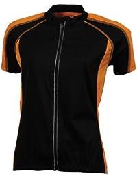 James & Nicholson T-Shirt Bike, Camisa para Mujer