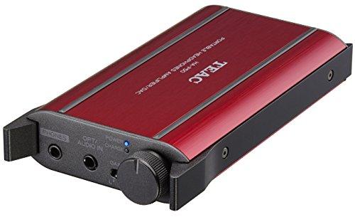 TEAC HA-P50 Rot Teac Cd-radio