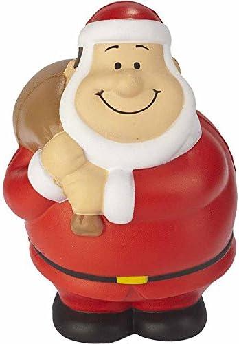 MBW - figurine squeezie squeezie squeezie anti-stress Mr Bert père noel - Santa Claus - 10 cm - 24267 | Une Grande Variété De Modèles 2019 New  a883d5