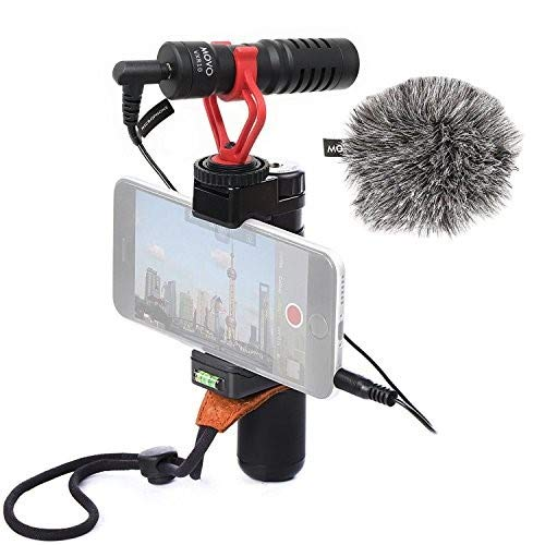 Movo Smartphone Video Rig with S...