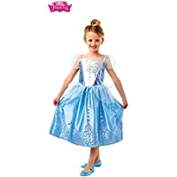 "Disney Princess Cinderella ""Gem"" Fancy Dress Costume 3-8 Years Available"
