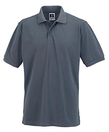 Russels WorkwearHerren  Polo ShirtPoloshirt Grau - Convoy Grey