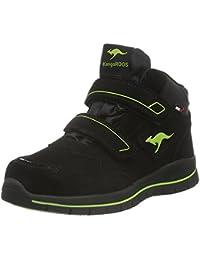 KangaROOS 12041, Botas Cortas con Velcro Infantil, ,
