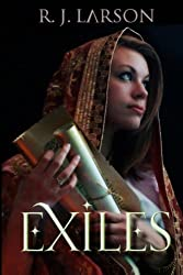 Exiles: Realms of the Infinite, Book One (Volume 1) by Larson, R. J. (2014) Paperback