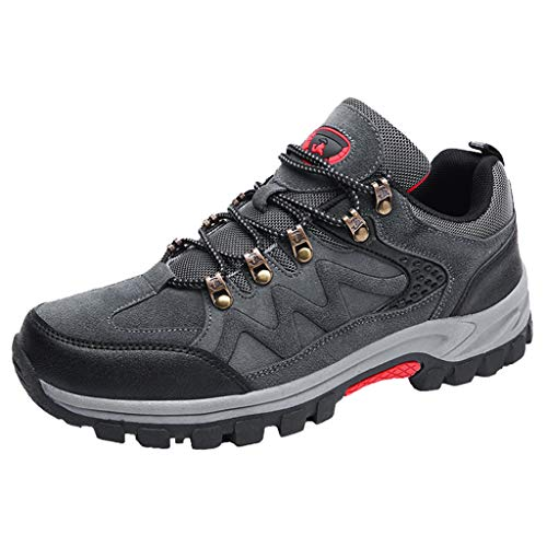 KERULA Sneakers Herren, Classic FashionSchuhe Tragen BestäNdiges Wandern Rutschfestes GehenBreathable Low-Top|Herrenschuhe|Basketballschuhe|Freizeitschuhe|Schuhe