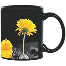 Printland flashy Black Coffee Mug 350 - ml