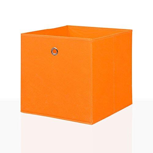faltbox-faltkiste-regalkorb-regalkiste-regalbox-aufbewahrungsbox-spielkiste-staubox-korb-farbeorange