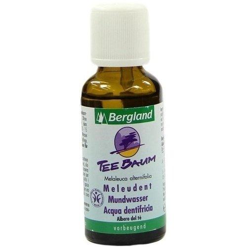 TEEBAUM MUNDWASSER 30 ml Mundwasser (Teebaum Öl Mundwasser)