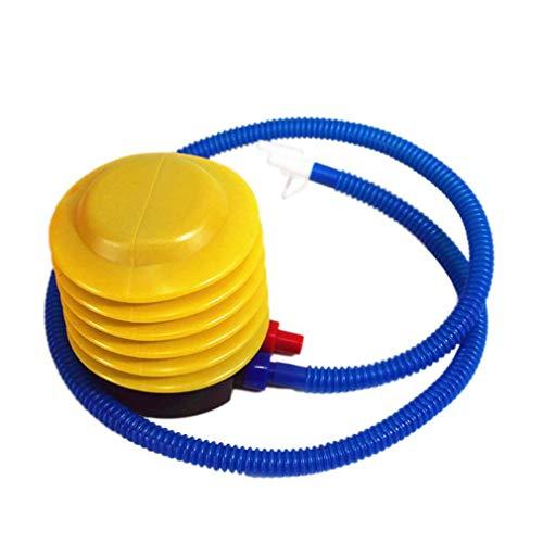 1997LM Fuß, Der Aufblasbares Rohr-Inflator-Schwimmring-Aufblasbare Luftpumpe-Blau Tritt -