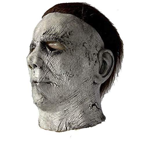 WSNGD Michael Myers Máscara de Halloween Cosplay del Horror de la máscara de la Cara Llena de película de Miedo de Caracteres Adultos del Partido de Cosplay Complementos Disfraz Juguete