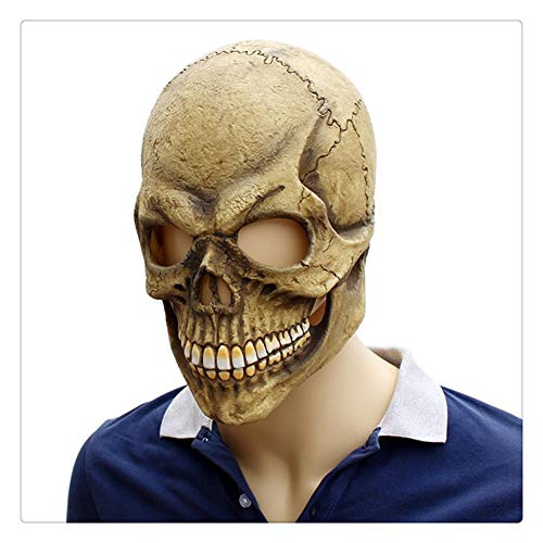 Ankamal Elec Halloween Horror Maske Taro Latex Grimasse -