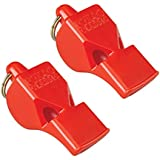 FOX 40 Whistle Red Pack Of 2