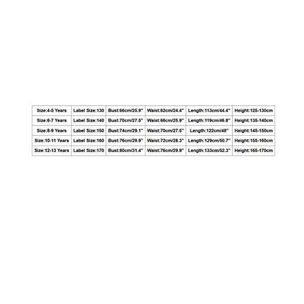 Hawkimin_Babybekleidung - Vestido - Trapecio o Corte en A - para niña 4