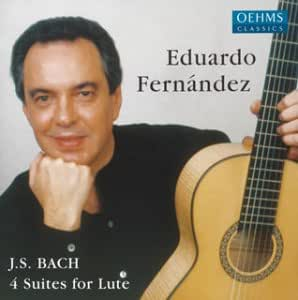 Bach:Suites for Lute
