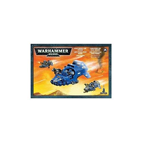 espacio marino Landspeeder - Warhammer 40K