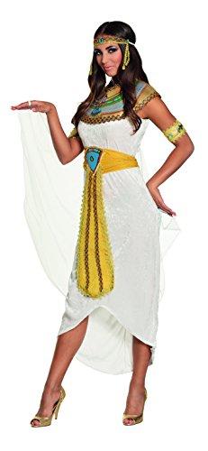 Boland 83524 - Erwachsenenkostüm Kleopatra, Größe 36 / - Bis Paare Kostüm